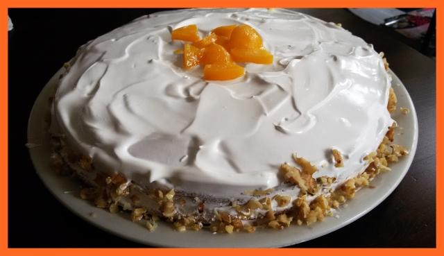 Torta Martha Rocha