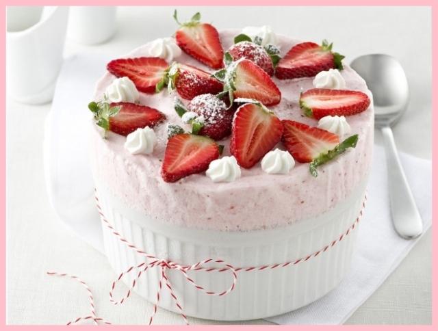 sufle sorvete de morangonew