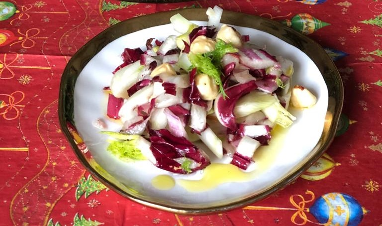 salada radiche new
